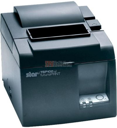 Star TSP143IIIU - Impresora de Recibos USB - Negra