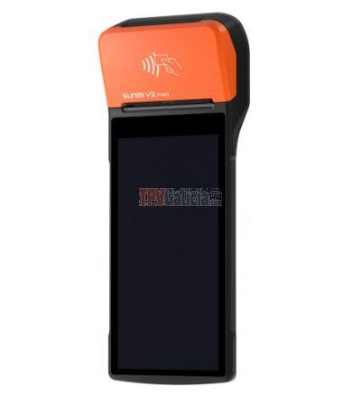 PDA Android SUNMI V2 PRO con impresora integrada WiFi, BT y 4G