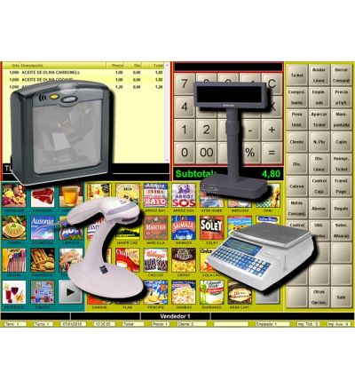 Software TPV para comercios BDP.Net