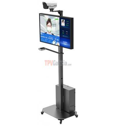 Control de Acceso y Presencia con detector facial y detección temperatura TG-CONTROL-FACE100