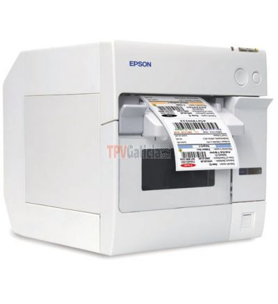 Epson TM-C3400 - Impresora de recibos