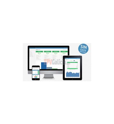 Software TPV para Comercio TPVGALICIA-POS Retail - Ready