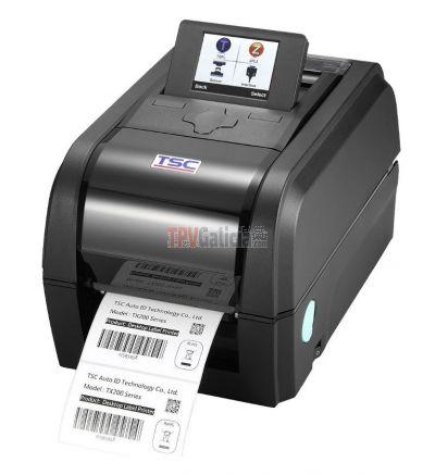 TSC TX600 con pantalla a color - Impresora de etiquetas