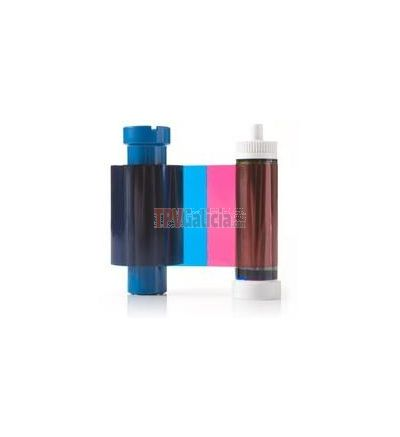 Cinta de color YMCKO para impresoras Enduro y Pronto