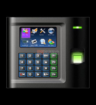 Equipo Completo de Control Horario - ZK-AC400