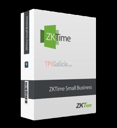 Tarjeta con código de licencia ZK-TIMENET-SOF